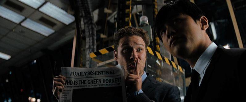 <strong><em>The Green Hornet</em></strong> Trailer Still #3