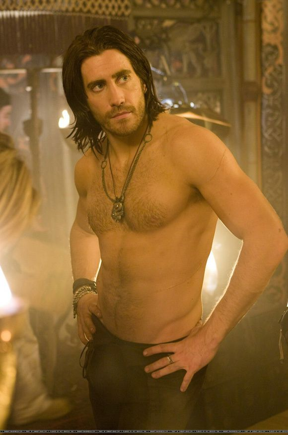 Jake in Prince of Persia #1