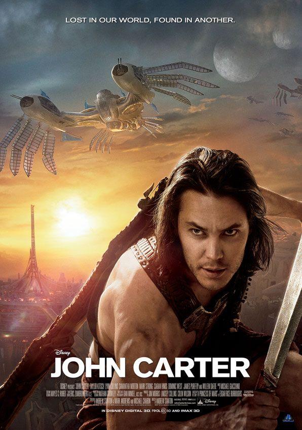 <strong><em>John Carter</em></strong> Poster