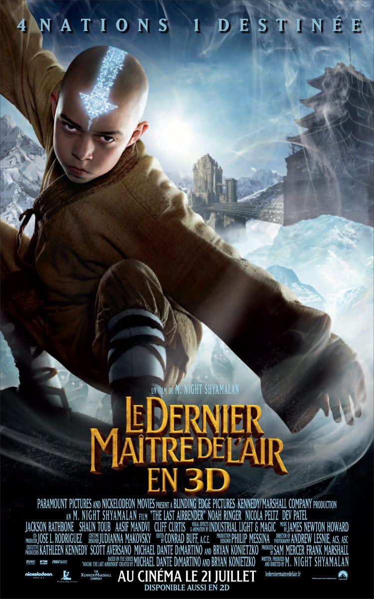 <strong><em>The Last Airbender</em></strong> International Poster #1
