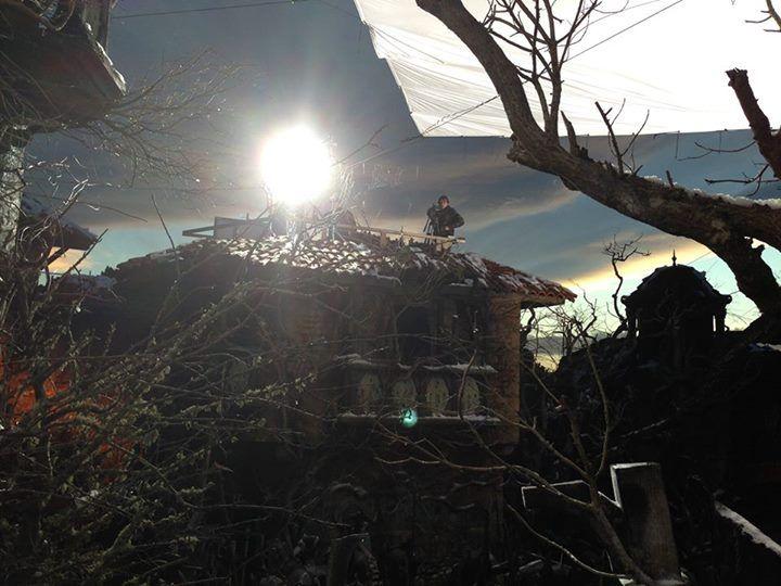 The Hobbit Martin Freeman Wraps Shooting Photo 3