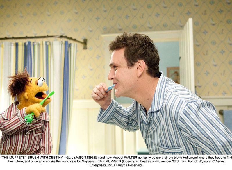 Walter Talks <strong><em>The Muppets</em></strong>