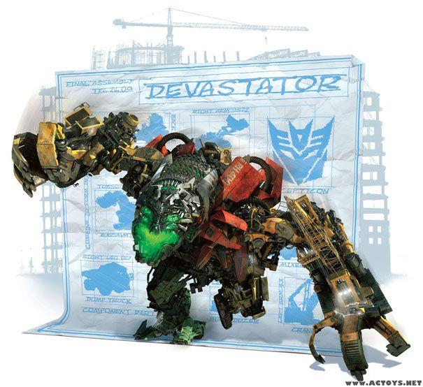 Devastator Image #2