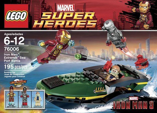 <strong><em>Iron Man 3</em></strong> LEGO Set #3