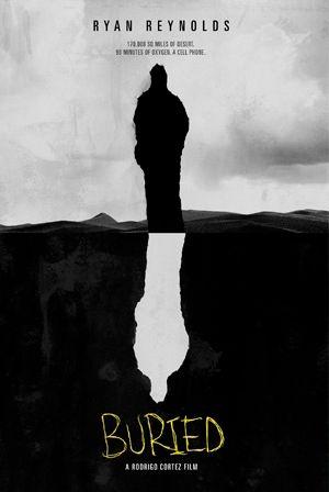 Unused <strong><em>Buried</em></strong> Poster #3