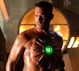 Brian Austin Green as <strong><em>Smallville</em></strong>'s Metallo