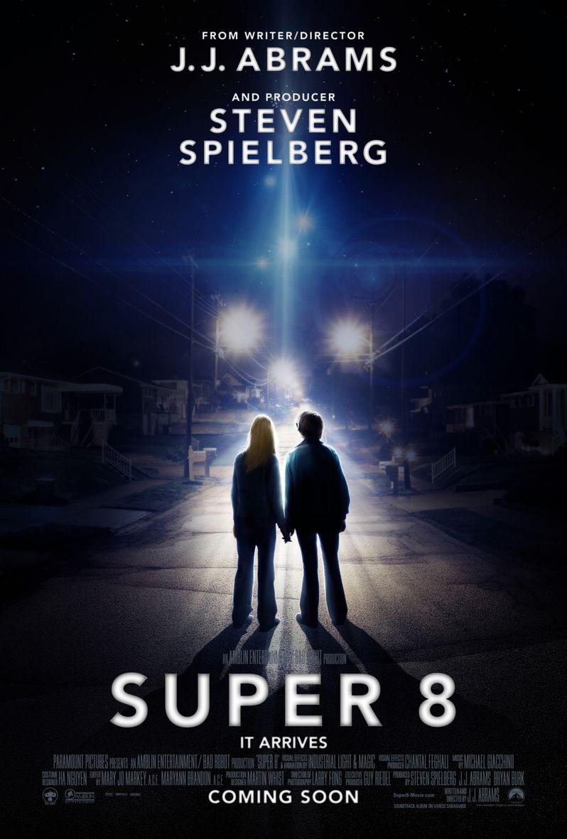<strong><em>Super 8</em></strong> International Poster