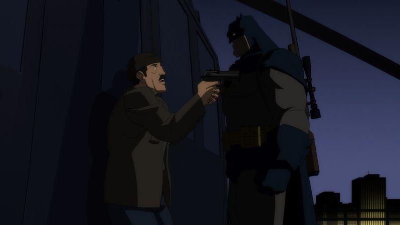 Batman The Dark Knight Returns Part 1 Photo #5