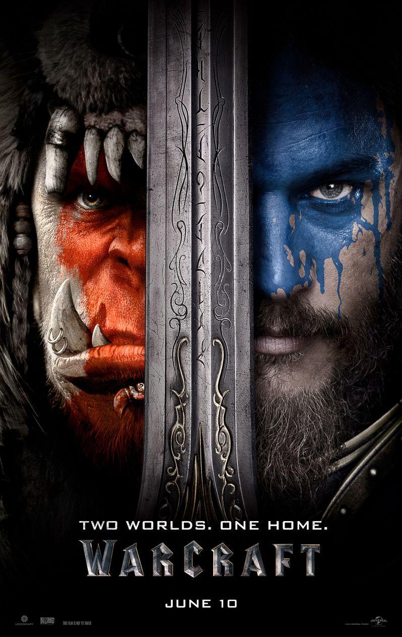 <strong><em>Warcraft</em></strong> Poster