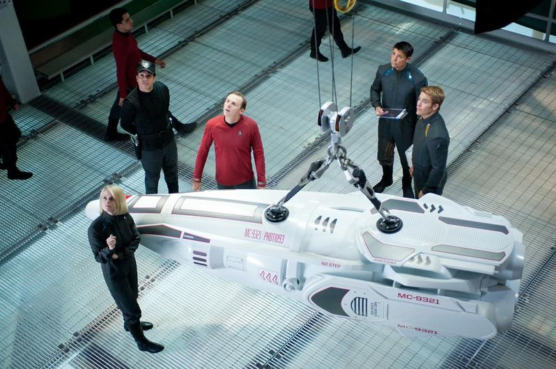 <strong><em>Star Trek Into Darkness</em></strong> Photo #4