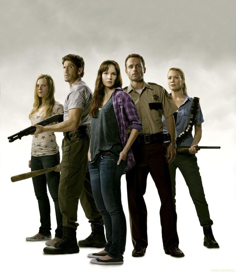 <strong><em>The Walking Dead</em></strong> Season 2 Publicity Stills photo 4