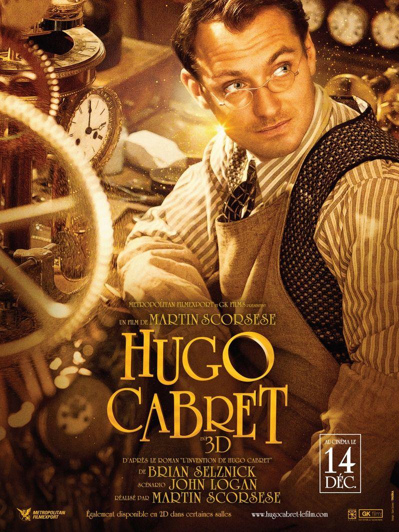 <strong><em>Hugo</em></strong> French Poster #5