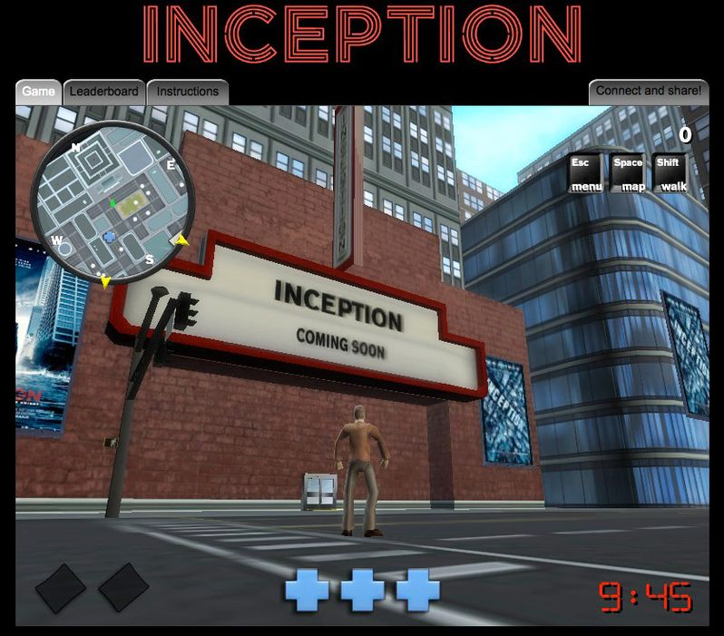 <strong><em>Inception</em></strong> Mind Crime