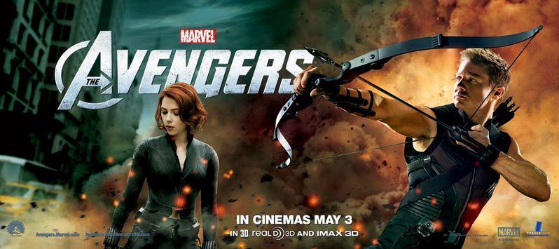 Marvel's Avenger's banner #2