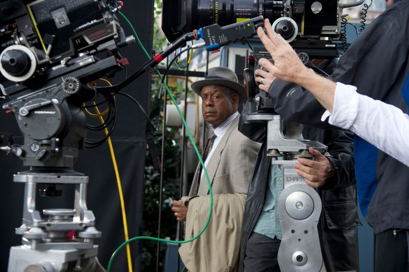 The Butler Behind the Scenes Photo