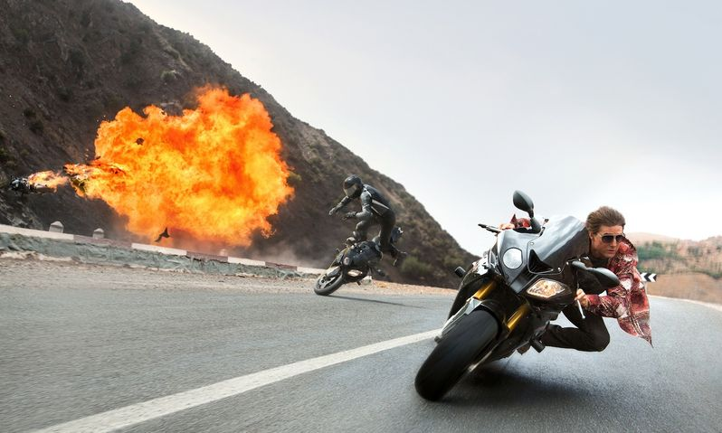 <strong><em>Mission: Impossible Rogue Nation</em></strong> Photo 6
