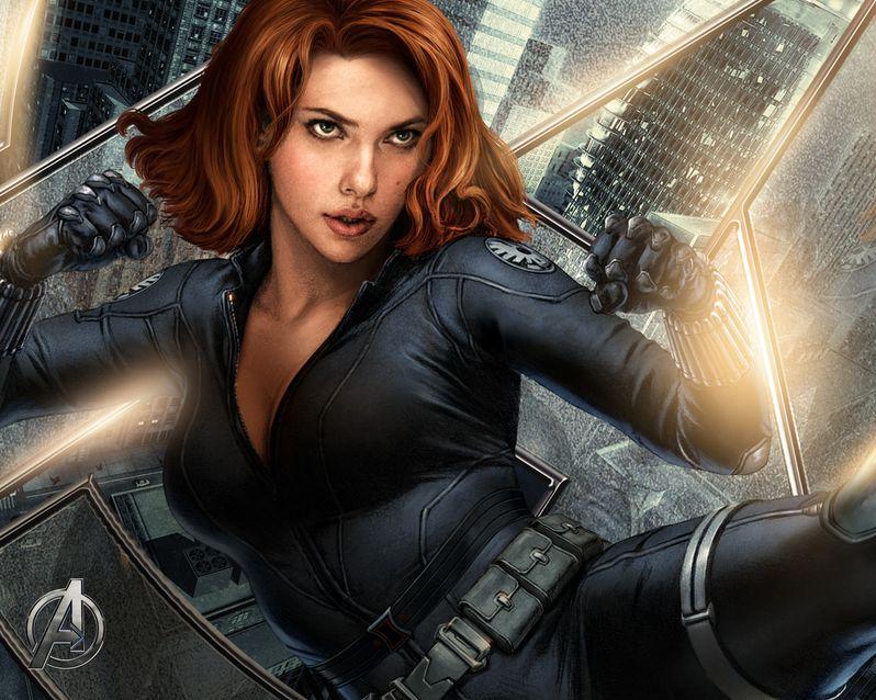 <strong><em>Marvel's The Avengers</em></strong> Wallpaper #6