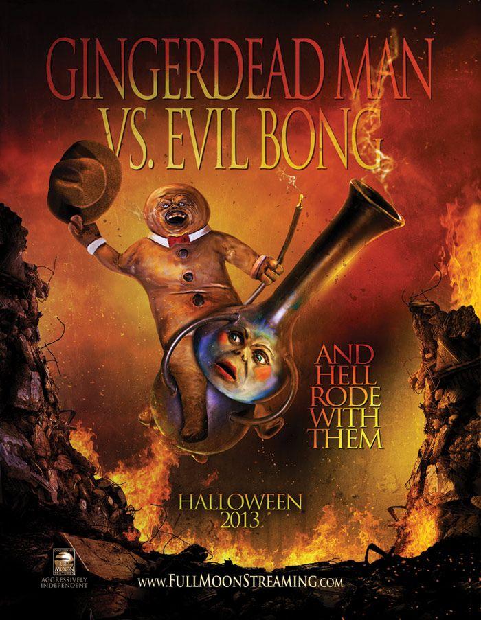 <strong><em>Gingerdead Man Vs. Evil Bong</em></strong> Poster