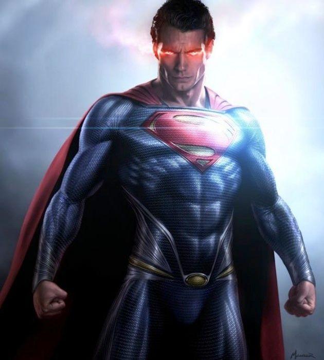 <strong><em>Man of Steel</em></strong> Concept Art 4