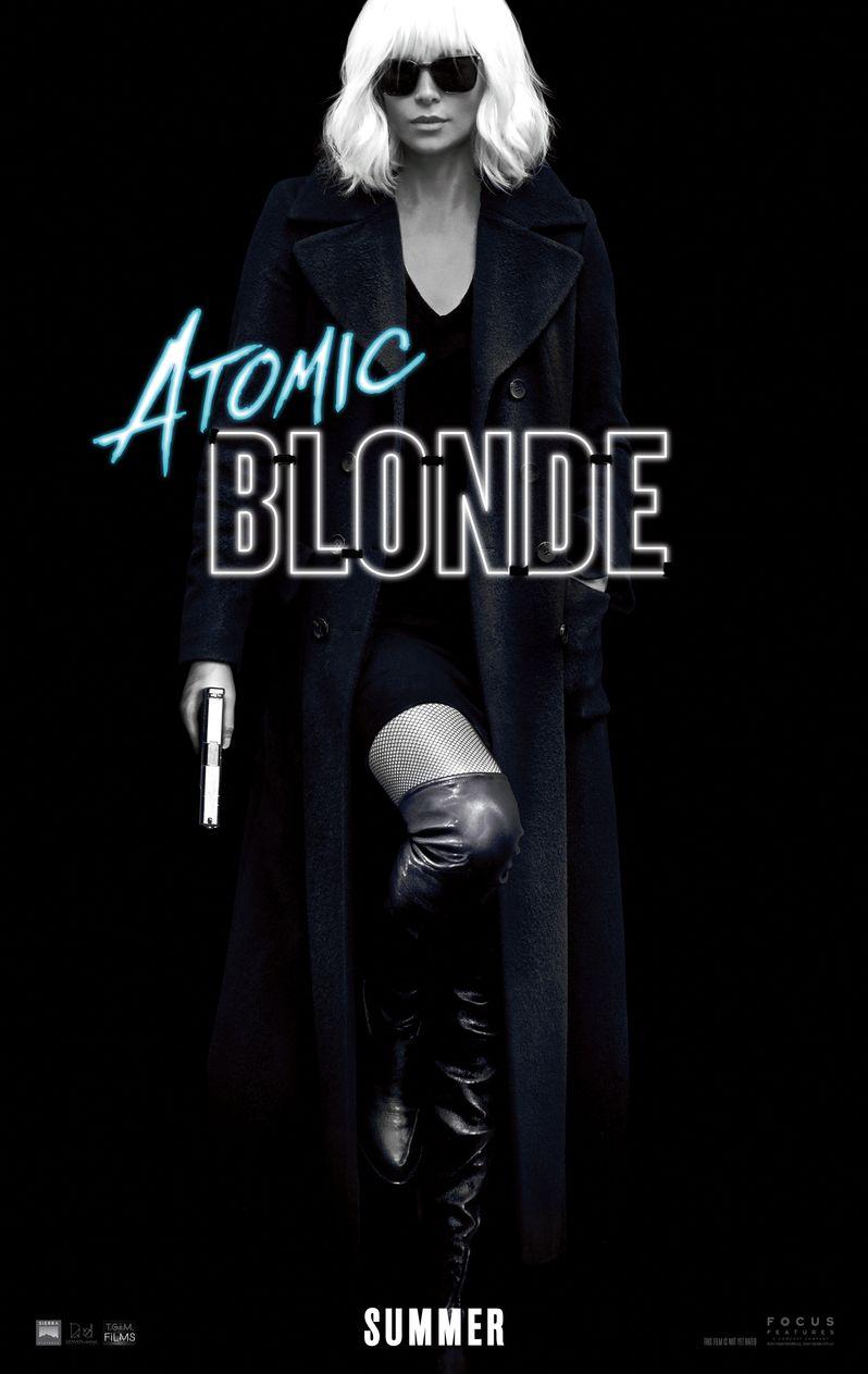 <strong><em>Atomic Blonde</em></strong> Poster