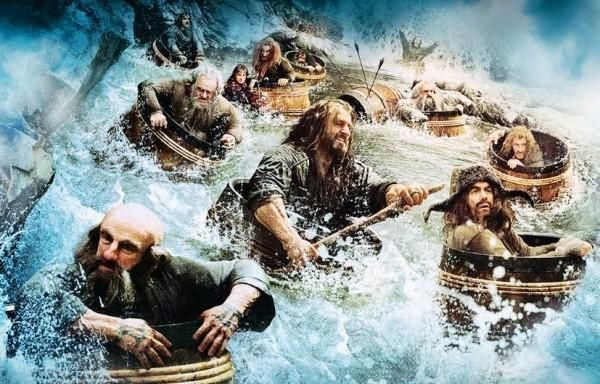 The Hobbit The Desolation of Smaug Promo Art 2