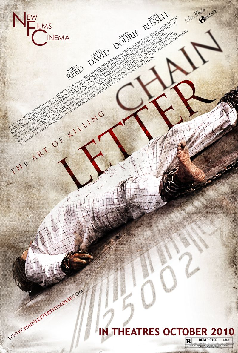 <strong><em>Chain Letter</em></strong> comes to theaters October 1st