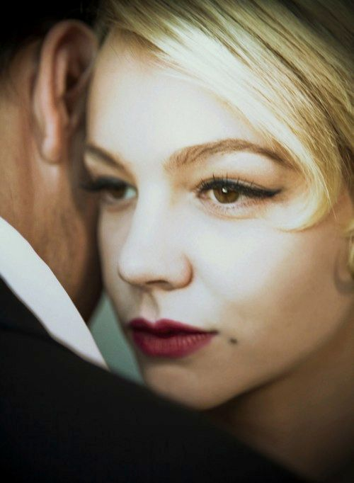 Carey Mulligan as Daisy Buchanan in <strong><em>The Great Gatsby</em></strong>