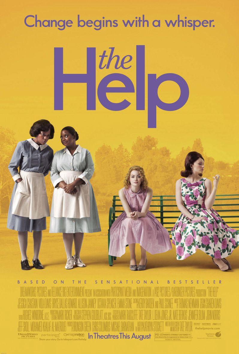 <strong><em>The Help</em></strong> Poster