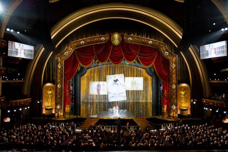2012 Academy Awards Telecast photo 6