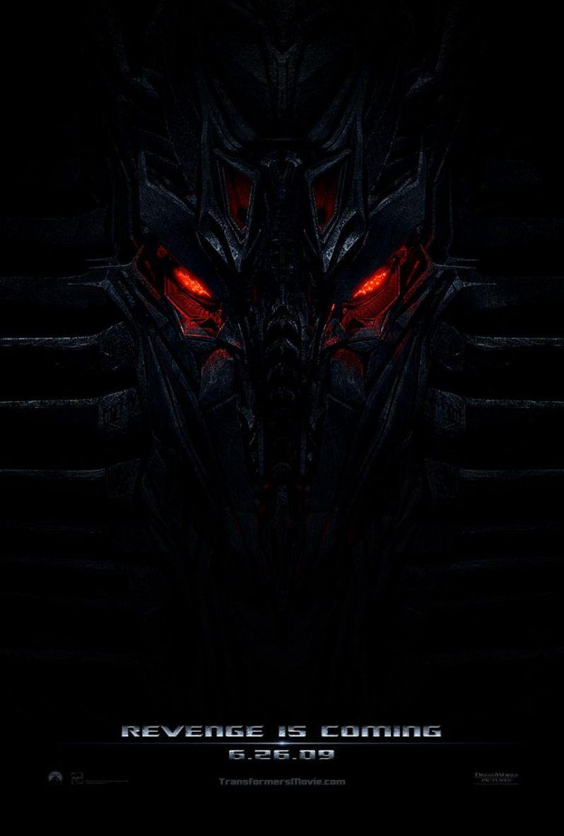<strong><em>Transformers: Revenge of the Fallen</em></strong> Poster