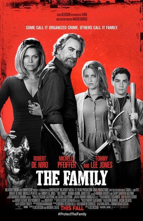 <strong><em>The Family</em></strong> Poster
