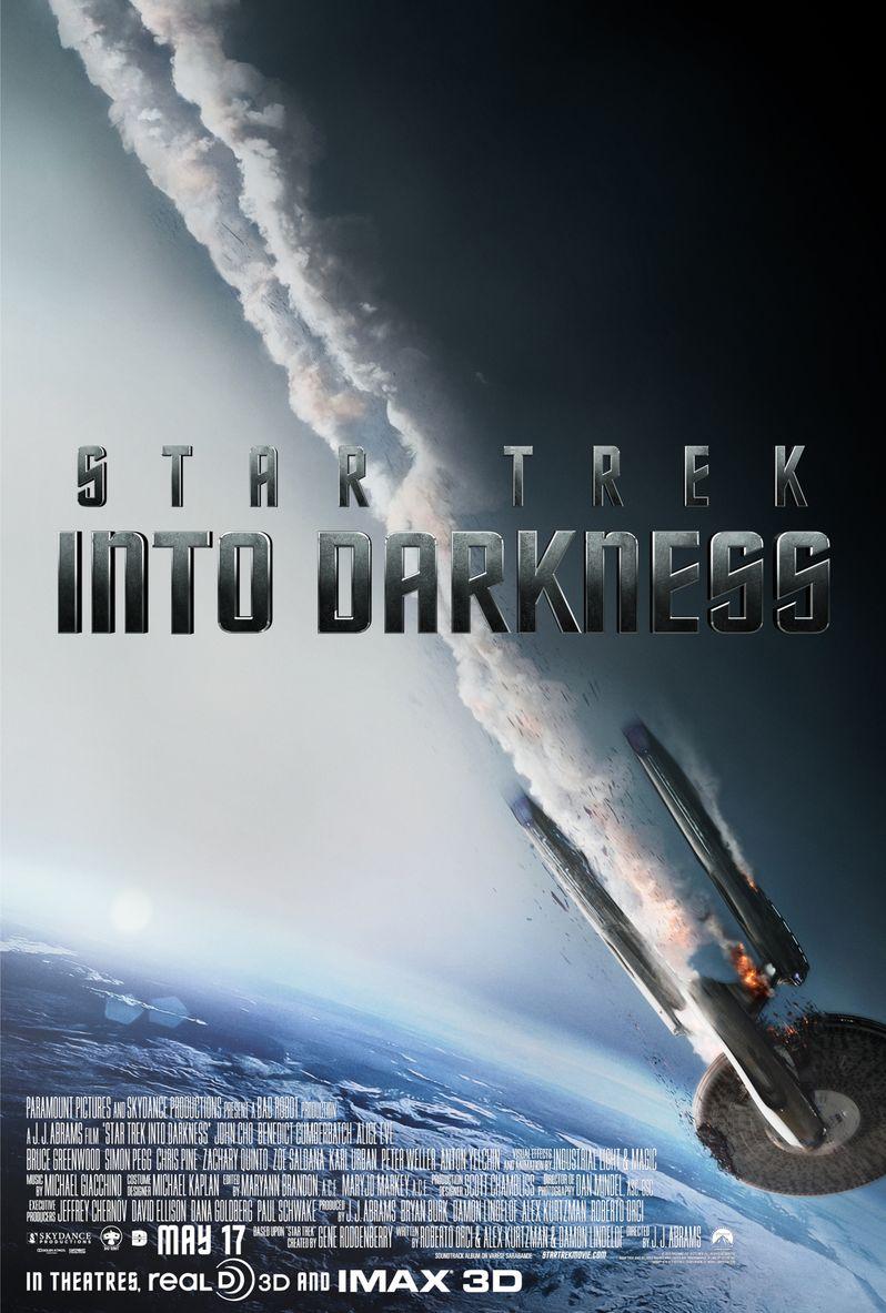 <strong><em>Star Trek Into Darkness</em></strong> Poster