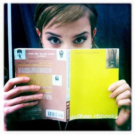 <strong><em>The Perks of Being a Wallflower</em></strong> Set Photo #1