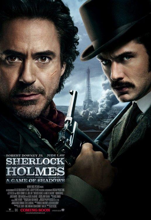 Sherlock Holmes Poster #5
