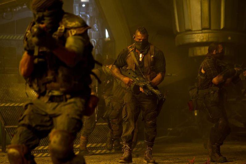 <strong><em>Riddick</em></strong> Space Mercs Photo