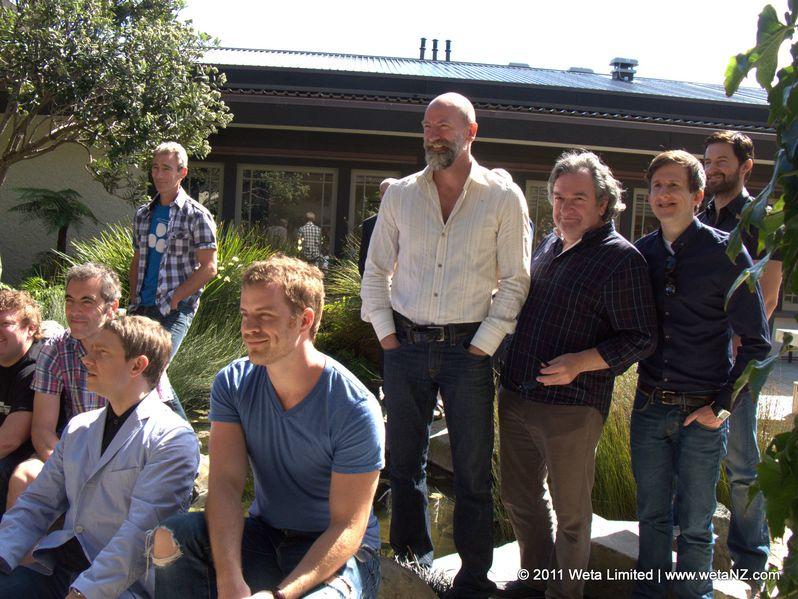 Meet The Hobbit Cast Photos photo 4