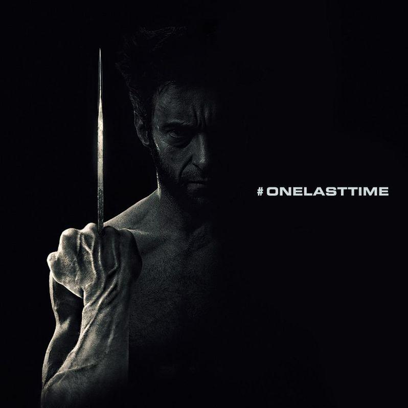 Wolverine 3 Promo Art