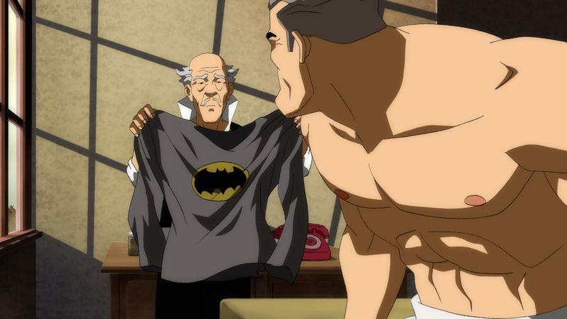 Batman The Dark Knight Returns Part 1 Photo #1
