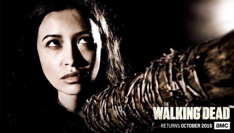 <strong><em>The Walking Dead</em></strong> Season 7 Rosita Poster