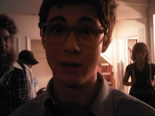 <strong><em>The Perks of Being a Wallflower</em></strong> Set Photo #7