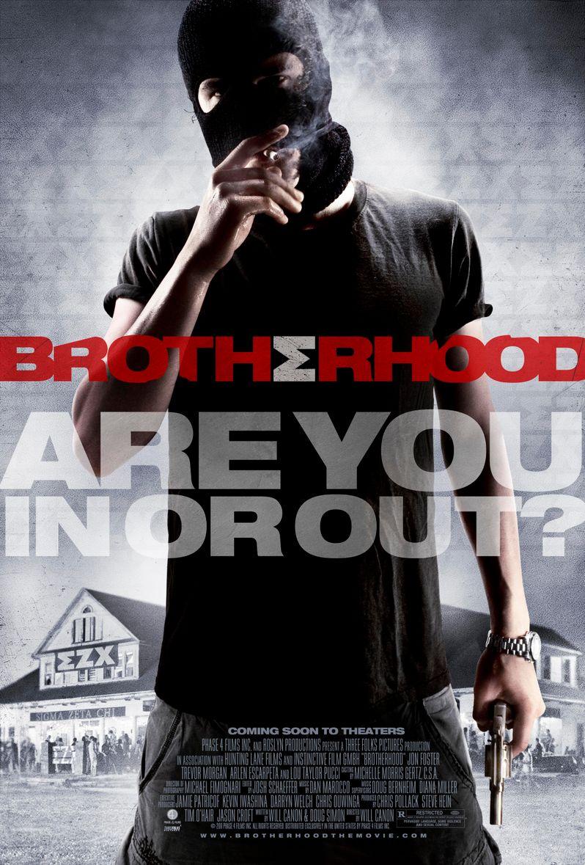 Exclusive <strong><em>Brotherhood</em></strong> Poster
