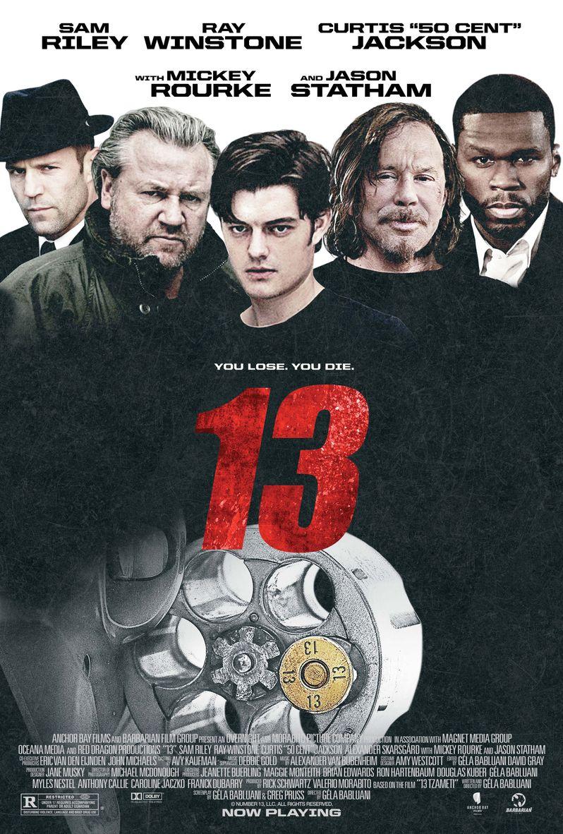 <strong><em>13</em></strong> Blu-ray