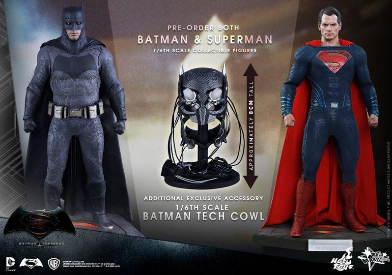 <strong><em>Batman v Superman: Dawn of Justice</em></strong> Hot Toys Photo 2