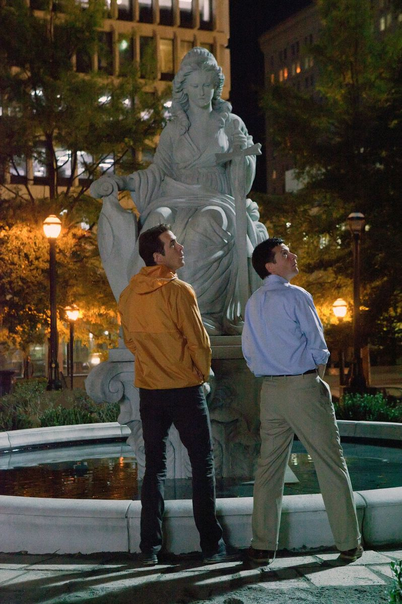Ryan Reynolds and Jason Bateman Star in <strong><em>The Change-Up</em></strong>
