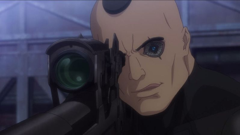 <strong><em>Ghost in The Shell: The New Movie</em></strong> photo 6