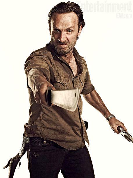 <strong><em>The Walking Dead</em></strong> Season 3 Character Portrait #1
