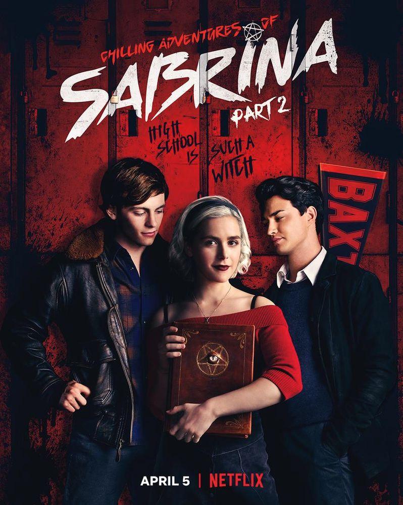 Sabrina Season 2 poster
