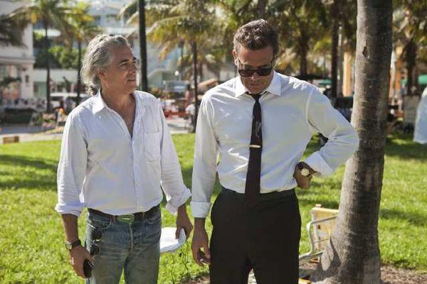 Jeffrey Dean Morgan and Mitch Glazer Talk <strong><em>Magic City</em></strong> premiere on Starz