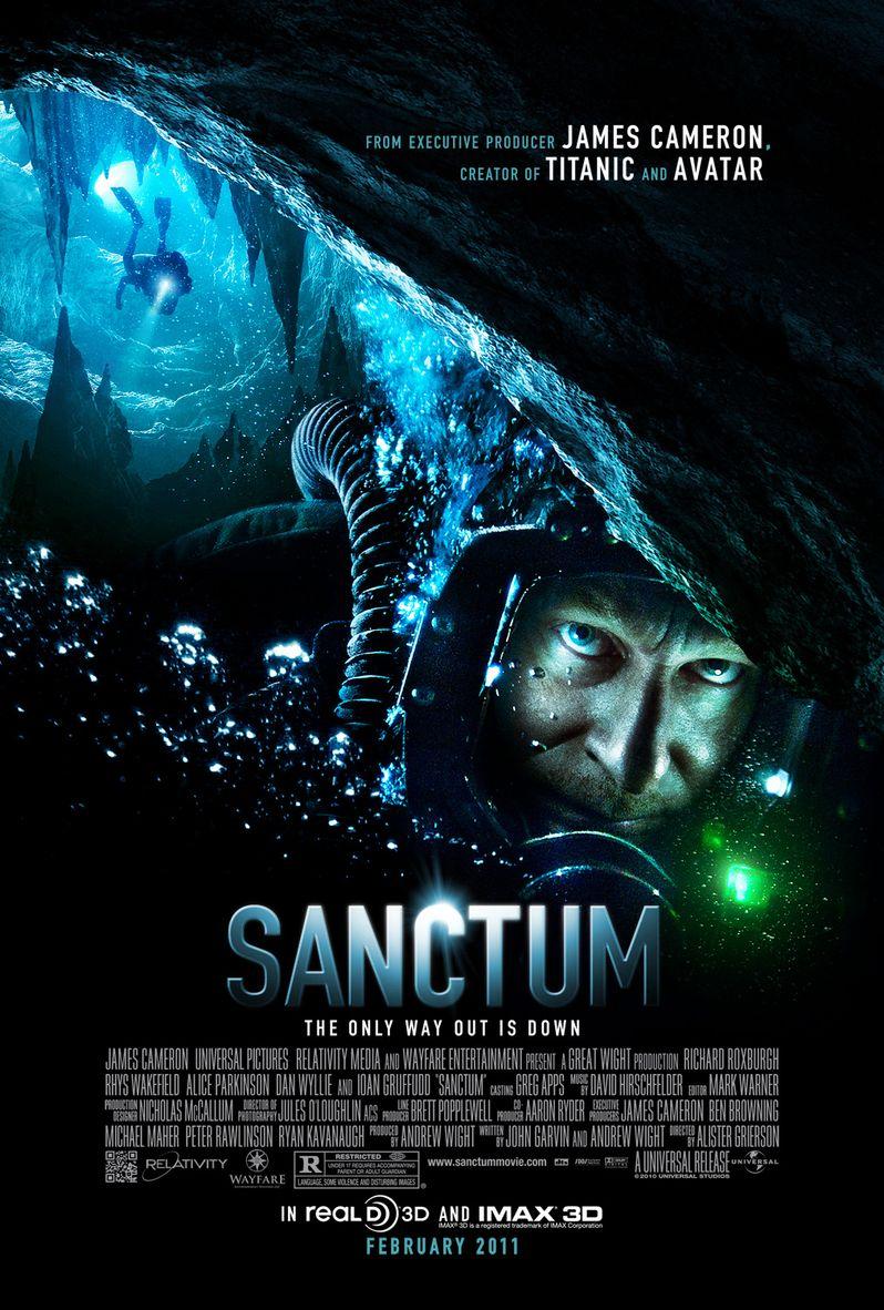 <strong><em>Sanctum</em></strong> Poster #3