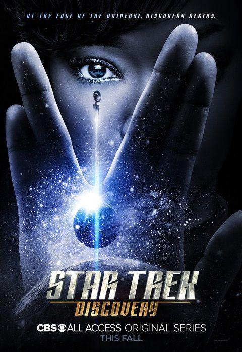 <strong><em>Star Trek Discovery</em></strong> Poster